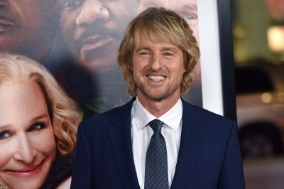 Owen Wilson's newborn daughter appears in first photo