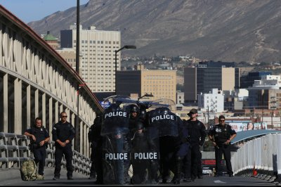 El Paso strained by government shutdown, migrant policies