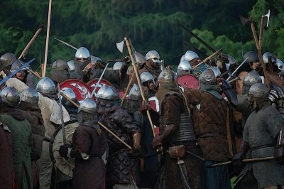 DNA data shows not all Vikings were Scandinavian