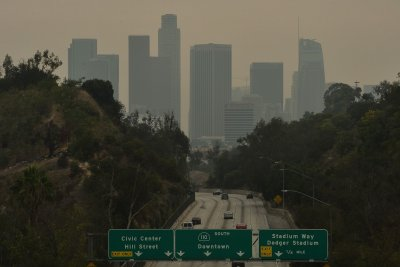 Wildfire smoke poses threat to people with asthma