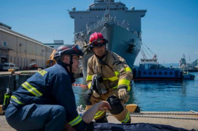 Navy conducts antiterrorism drills at Pacific bases