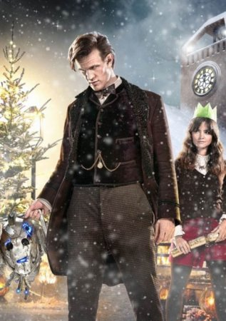 'Doctor Who' special seen by 8.29 million people in U.K.