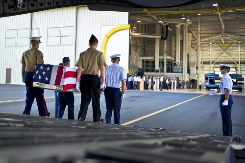 Pentagon admits misconstruing ceremonies for recovered MIAs