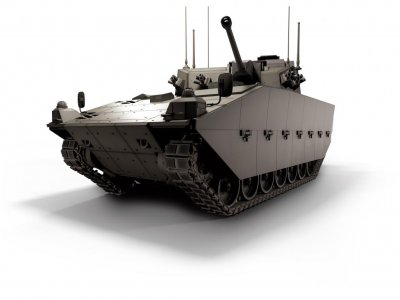 GenDyn UK picks Lockheed Martin for vehicle turrets