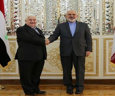 Iran, Iraq, Syria foreign ministers hold tripartite security talks in Tehran