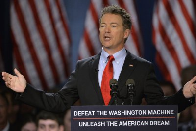 Rand Paul says he will filibuster an attempt to reauthorize government surveillance