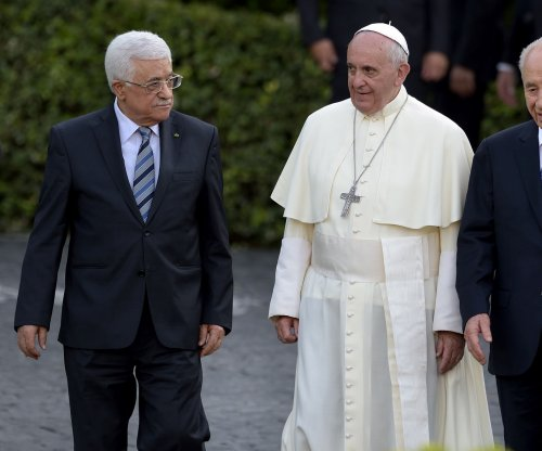 "Pope's reference to Abbas as ""angel of peace"" sparks furor"