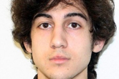 Boston bomber Tsarnaev arrives at Colorado 'Supermax' complex