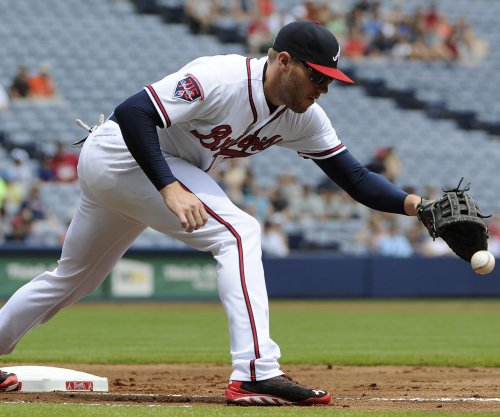 Freddie Freeman comes off bench to lead Atlanta Braves over New York Mets