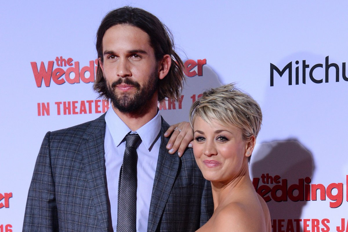 b896c2e49 Kaley Cuoco  cannot wait to be in love again  following divorce - UPI.com
