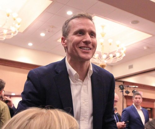 Missouri elects Republican newcomer Eric Greitens governor