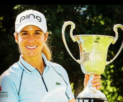 Sarah Jane Smith seizes lead at Ochoa Invitational