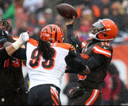 Cleveland Browns QB Robert Griffin (concussion) uncertain for Week 17