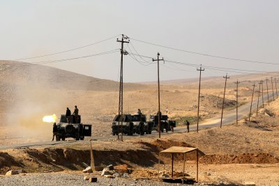 Iraqi forces take control of key road, battle for Mosul's Wadi al-Hajar district