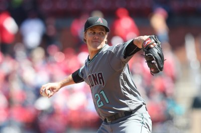 D-Backs' Greinke may utilize slow curveball vs. Marlins