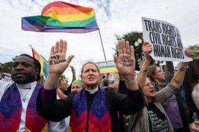 LGBTQ groups sue Trump administration over transgender health rollbacks