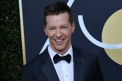 Sean Hayes officiates a quarantine wedding on 'Kimmel'