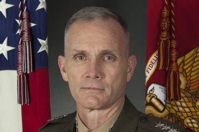2nd-highest ranking Marine Corps officer tests positive for COVID-19
