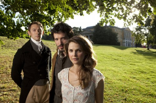 Keri Russell talks about role in romantic comedy 'Austenland'