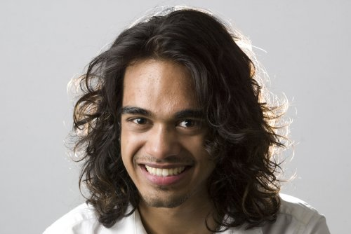 'Idol' star Sanjaya approves of DioGuardi