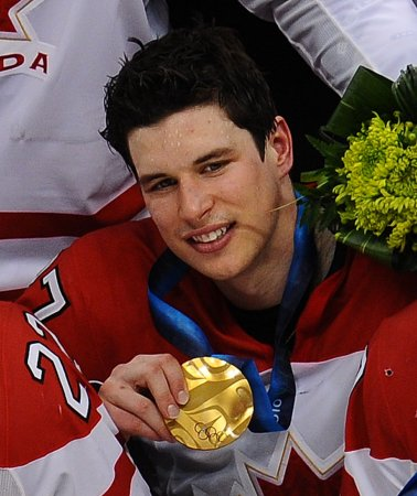 Crosby's missing Olympics gear found