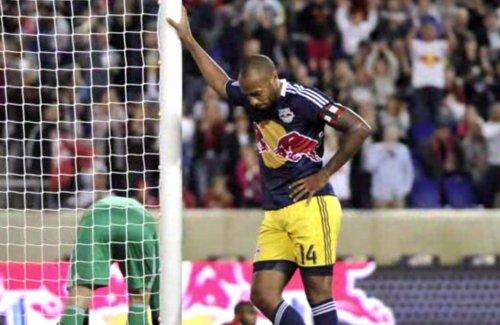 Arsenal legend Thierry Henry announces retirement