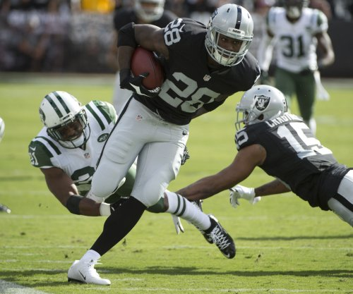 Ground game fuels Raiders' success