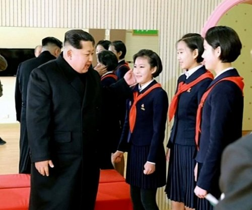 North Korea distributes more gifts of candy, cookies to students