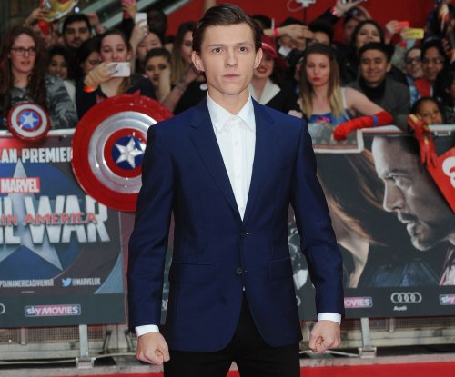 Tom Holland reveals he is signed on for six Marvel films as Spider-Man