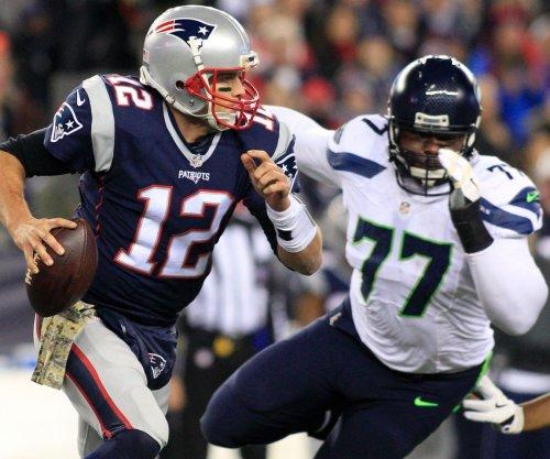 Seattle Seahawks' defense not putting pressure on quarterbacks