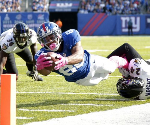 Veteran WR Victor Cruz wants to return New York Giants in 2017