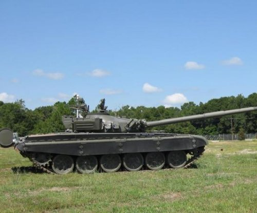 Russian tank becomes U.S. Army unmanned target vehicle