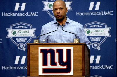 New York Giants: GM Jerry Reese says, 'Don't count us out yet'