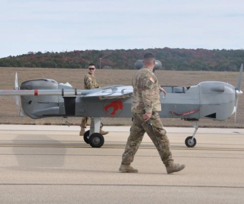 Northrop Grumman tapped to service Army's Hunter drones