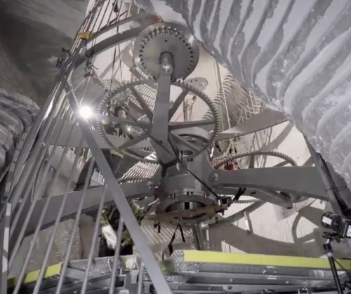 Amazon's Jeff Bezos installing 10,000-year clock in Texas mountain