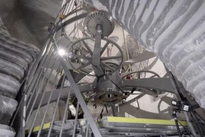 Amazon's Jeff Bezos installing 10,000-year clock in Texas mountain