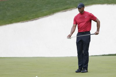 Tiger Woods out of Wells Fargo Championship