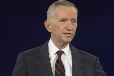 U.S. voters had mixed view of Ross Perot, review shows