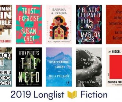 National Book Award for Fiction longlist includes 'The Need,' 'Trust Exercise'