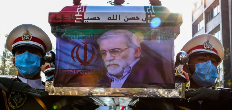 Report: Iranian nuclear scientist slain with remote-control robot gun