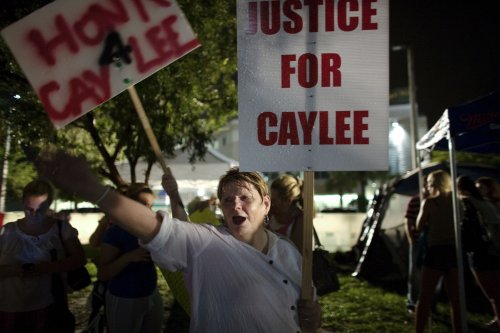 Group reveals plans for Caylee Anthony memorial