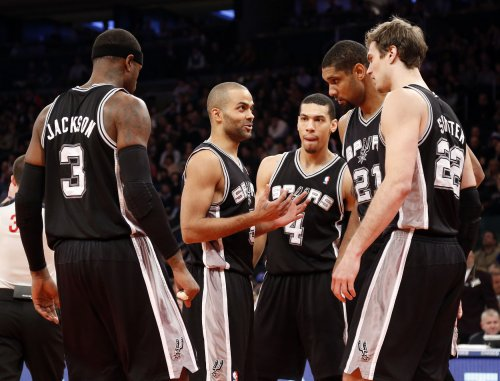 Spurs sued over Nov. 29 game at Miami