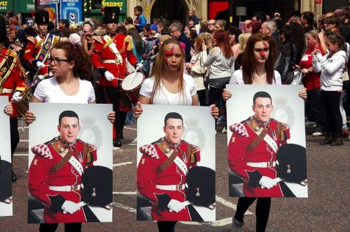 Two found guilty of murdering UK soldier