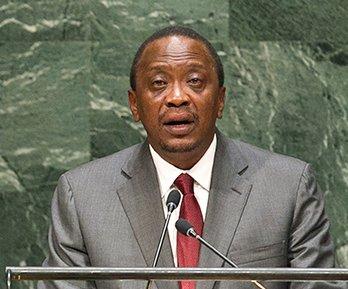 Kenyan president vows to build prison for violent extremists