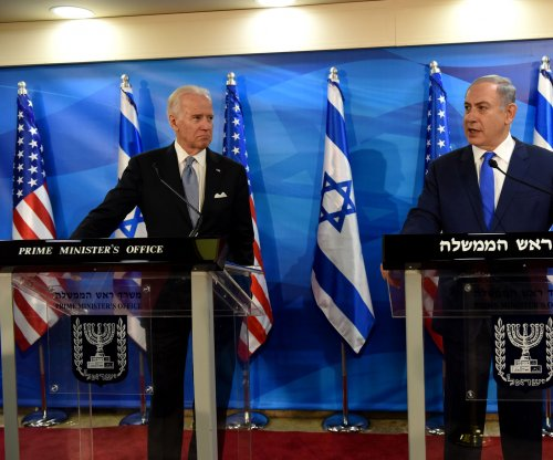 Biden meets with Netanyahu, condemns Palestinian reaction to violence