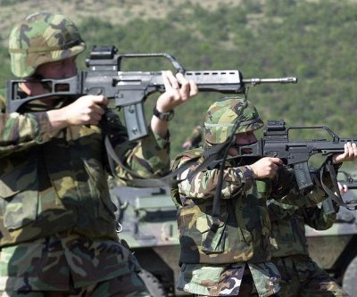 Lithuania orders more rifles, grenade launchers