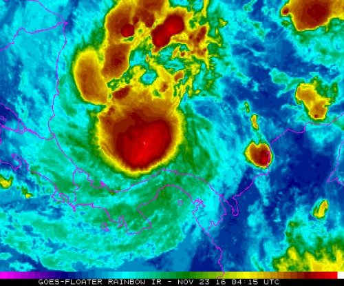 Hurricane Otto kills 3 in Panama, expected to hit Central America Thursday
