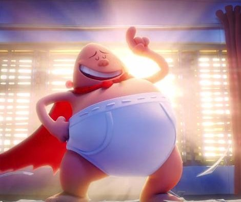A hero is born in first 'Captain Underpants' trailer