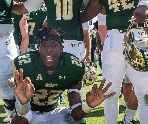 South Florida DB Hassan Childs hospitalized after shooting