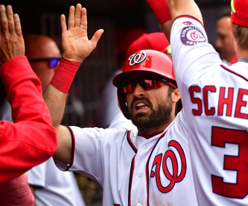Washington Nationals use 11-run inning to rout Colorado Rockies